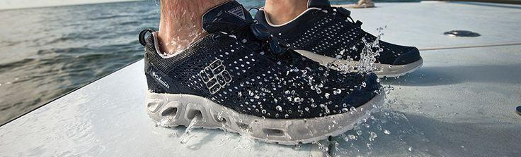 涼しくて水に強い、夏レジャー最強のスニーカー!コロンビアドレインメーカーIII