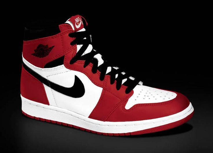スニーカー界の伝説「ナイキ・エア ジョーダン1」が愛される理由 – Nike AIR Jordan1