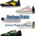 1961年創業、英国の老舗スニーカーブランド「ウォルシュ-Norman Walsh」に注目